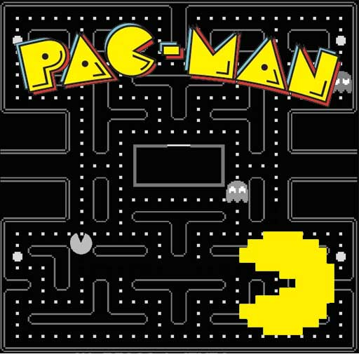 2018 Pac-man UK