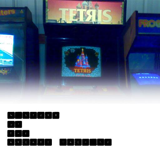 arcade machine history
